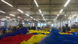 Cameron Balloons industrial lighting