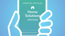 John Lewis Home Solutions Approved Installer