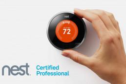 approved Nest installer